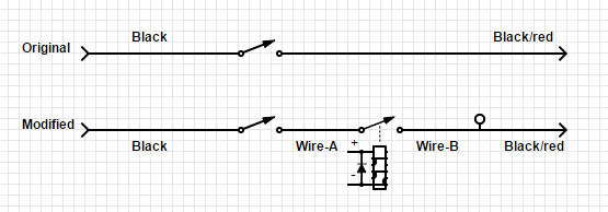 Wildfire Scooter Kick Stand Saftey Switch Wiring Diagram - Push Button  Switch 2wire Diagram for Wiring Diagram Schematics   Wildfire Scooter Kick Stand Saftey Switch Wiring Diagram      Wiring Diagram Schematics